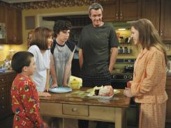 'The Middle' boasts a great cast, with Heaton, in particular, deserving of more praise on a night that features the more-rewarded 'Modern Family.'
