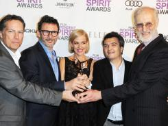 """THE ARTIST"" gets four Independent Spirit Awards"