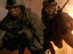 'Act of Valor' did better than expected at the box office this weekend.