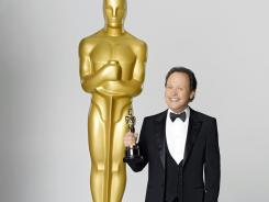Billy Crystal hosts the 84th annual Academy Awards.
