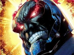 Darkseid makes his menace known in the newest issue of Justice League.
