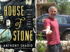 Posthumously published: Pulitzer-winning reporter Anthony Shadid died in Syria on Feb. 16. 'House of Stone,' his book about rebuilding his ancestral home in Lebanon, will be published Tuesday.