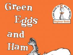 'Green Eggs and Ham' is one of the many Dr. Seuss books climbing the charts again.