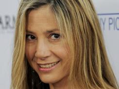 Mira Sorvino stars as a no-nonsense mom who becomes a New York state trooper in Trooper, a CBS drama in development.