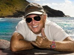 Singer Jimmy Buffett presented his case for a gaming license to the Nevada Gaming Control Board on Wednesday.