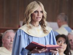 Kristin Chenoweth's 'GCB' only pulled in 7.6 million viewers in its debut.