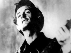 In remembrance: July 14 would have been Woody Guthrie's 100th birthday.