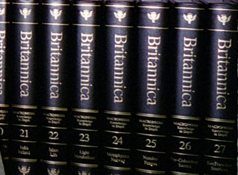 Encyclopaedia Britannica turns a page, ends print edition – USATODAY.