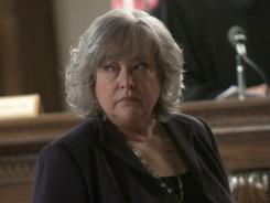 "Kathy Bates stars as Harriet ""Harry"" Korn in 'Harry's Law,' which gets a shot on a new night."