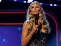 "Elle Macpherson, host and executive producer of 'Fashion Star,' says the show is ""about buying and selling and about building brands."""