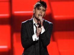 Colton Dixon isn't the strongest of singers and will need a bit of luck to stick around in the competition.