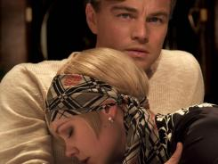 Leonardo Dicaprio stars as Jay Gatsby and Carey Mulligan as Daisy Buchanan in an adaptation of 'The Great Gatsby' that is already garnering some Oscar buzz.