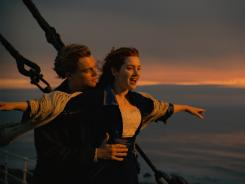 After 15 years Titanic, starring Leonardo DiCaprio and Kate Winslet, will be re-released into theaters in 3-D. Share your favorite moments from the film with us.