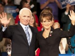 'Game Change,' starring Ed Harris and Julianne Moore as John McCain and Sarah Palin, brought in 2.1 million viewers. Those are the best ratings for an HBO movie since 2004's 'Something the Lord Made.'