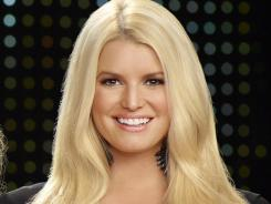 Jessica Simpson is a mentor to would-be designers on 'Fashion Star.'