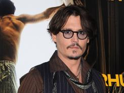 Johnny Depp's unique sense of style will be honored in June by the Council of Fashion Designers of America.