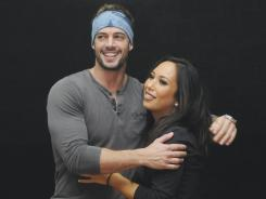 Who's that guy? Little-known actor William Levy will be partenered with pro dancer Cheryl Burke on 'DWTS.'