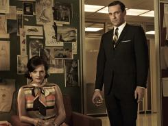 'Mad Men,' which returns Sunday, sustains its level of writing and acting excellence in Season 5.