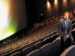 "IMAX President Rich Gelfond says the number of IMAX screens has tripled since 2008 because of audience ""demand to see event films in IMAX."""
