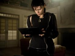 'The Girl With the Dragon Tattoo,' featuring an Oscar-nominated performance by Rooney Mara, is this week's Platinum Pick.