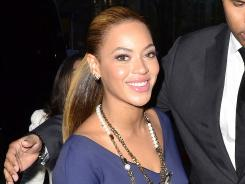Out on the town: Where was Beyonce headed Monday night?