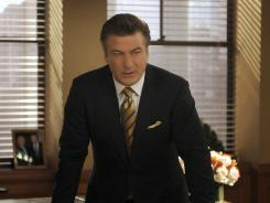 A night of back-to-back Jack (Alec Baldwin) on 30 Rock.