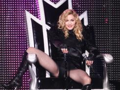 Want to chat with Madonna? She'll be hosting a chat on Facebook on Saturday.