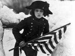Vladimir Roudenko as the young Napoleon in Abel Gance's epic 'Napoleon.' The San Francisco Silent Film Festival will present the U.S. premiere of Kevin Brownlow's complete restoration.