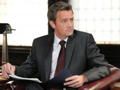 Matthew Perry plays smarmy lawyer Mike Kresteva on 'The Good Wife.'