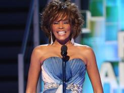 Living on the edge: Whitney Houston's longtime drug habit eventually played a part in her death.