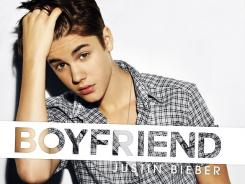 Justin Biueber's new single, 'Boyfriend,' goes on sale on Monday.