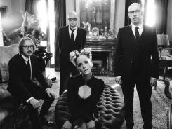 Garbage (Butch Vig, Steve Marker, Shirley Manson and Duke Erikson) is back with its latest album, 'Not Your Kind of People', out May 15.