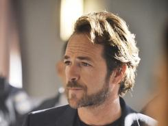 Luke Perry plays a CDC official brought in to investigate an unknown virus in 'Body of Proof.'