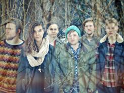 Of Monsters and Men are an indie rock group from Iceland.