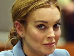 Bad girl gone good?: Lindsay Lohan is having a pretty good week, but why?