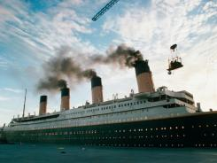 """""""I always like to hear about what it was they liked about it and how it affected them,"""" says director James Cameron, about 'Titanic' fans."""