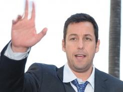 "Adam Sandler's 'Jack and Jill' was a big ""winner"" at Sunday's Razzies Awards."
