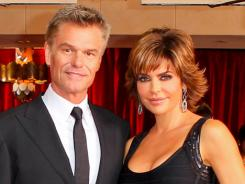 Lisa Rinna and husband Harry Hamlin are part of a new Depend campaign being unveiled today targeting the Baby Boomer population.