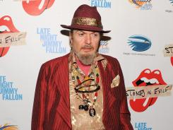 Mac Rebennack, aka Dr. John, has a new album out called 'Locked Down.'