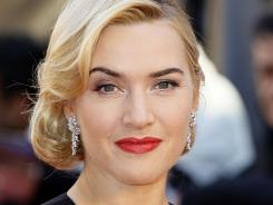 Kate Winslet says she and Leonardo DiCaprio became close during the filming of 'Titanic,' and remain close friends.