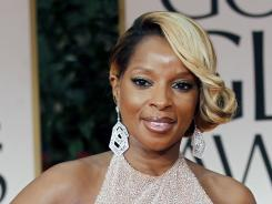 Mary J. Blige sings about chicken in an ad Burger King has pulled off the air.