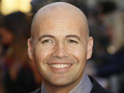 Billy Zane arrives at the world premiere of 'Titanic 3D' at the Royal Albert Hall in London. Zane plays the villainous Caledon Hockley in the film.