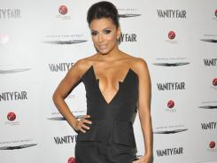 Eva Longoria is staying busy with a new fragrance and dating show as her eight-year run on 'Desperate Housewives' comes to an end.