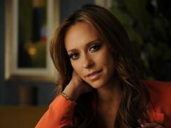 Touch and go: Jennifer Love Hewitt stars in 'The Client List,' one of her three Lifetime projects.