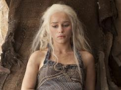 There may be lots of folks vying to be king -- or, in the case of Daenerys (Emilia Clarke), queen -- on 'Game of Thrones,' but one thing is for certain: Season 2 is off to a record start with 3.9 million viewers.
