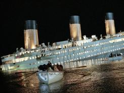 Unlike many 3-D films that have a dark, muddy quality, the scenes in 'Titanic' become sharper and all the more gut-wrenching.