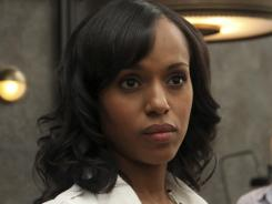 Kerry Washington plays Olivia Pope, a charm-free crisis management specialist, in 'Scandal.'