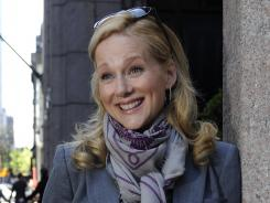 "Connecticut resident, New Yorker at heart: If she became too well-known to ride her hometown's subway, Laura Linney says, ""I don't think I'd handle that very well."""
