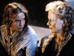 Renee Zellweger and Nicole Kidman starred together in the Civil War drama 'Cold Mountain.'