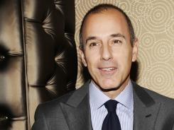 Matt Lauer is expected to announce on Friday that he's signed a long-term deal to stay as host of NBC's 'Today' show.